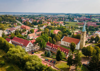 Ewangelicki Dom Opieki ARKA w Mikołajkach